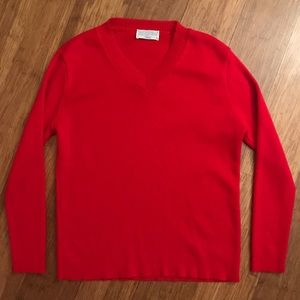 Vintage red sweater ❤️